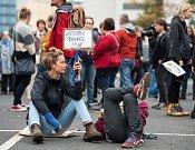 V Chemnitzu (Saská Kamenice) probíhají nové demonstrace.