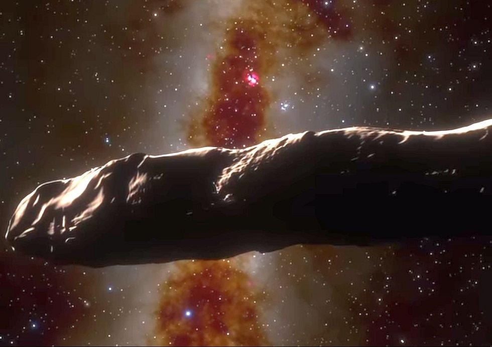 Prvním mezihvězdným asteroidem zaznamenaným lidmi byla kometa Oumuamua. Nyní se zřejmě objevil další