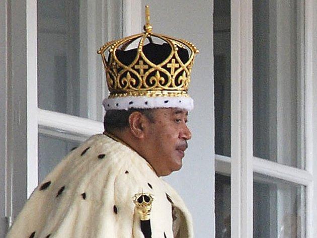 Siaosi George Tupou V. se stal 23. králem Tonga.