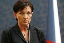Dana Jurásková.