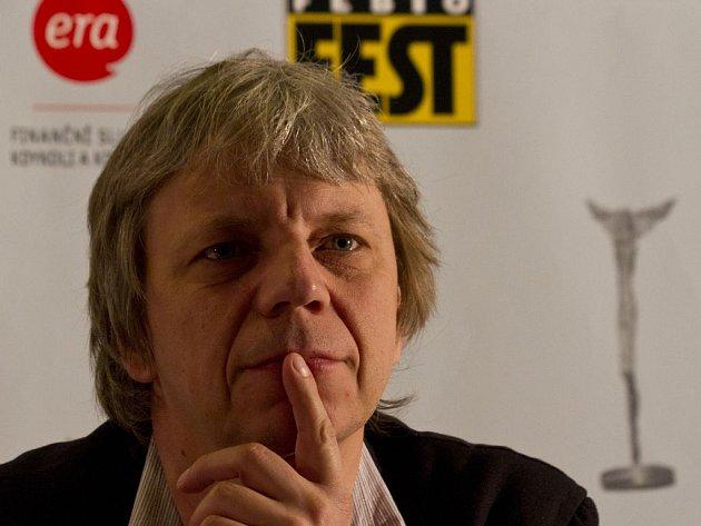 """ANDREAS DRESEN. """"Láká mě režírovat Janáčkovu operu,"""" říká německý filmař, který byl hostem letošního Febiofestu."""