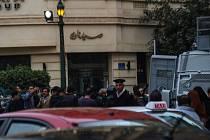 Při střetu s policií dnes v egyptské Alexandrii zemřel další člověk, už třetí za poslední tři dny.