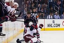 O podobné scény není v NHL nouze