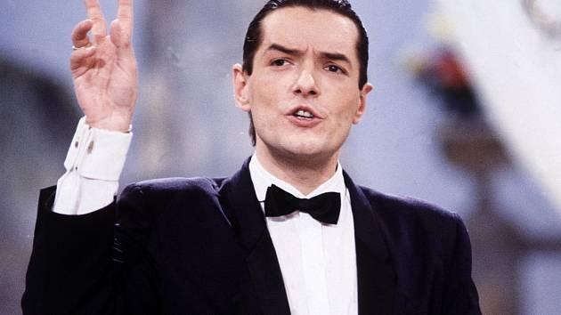 FALCO. Nejslavnější rakouský interpret slaví šedesátiny.