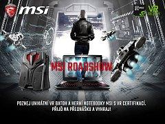 MSI Gaming Roadshow 2016.