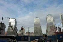 Ground Zero v New Yorku. Ilustrační foto.