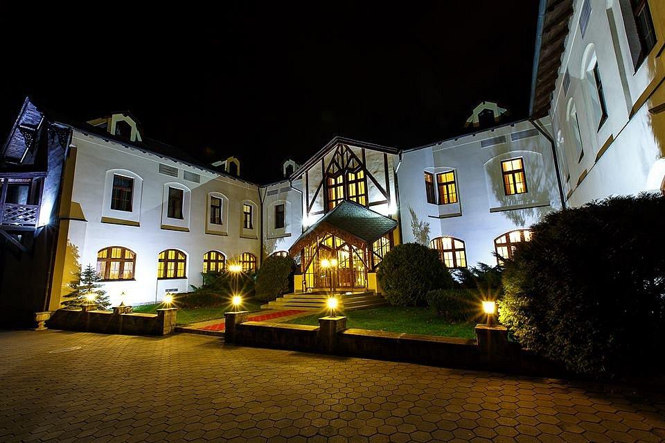 Hotel Bankov na okraji Košic si za své hokejové sídlo vybrala reprezentace Slovenska