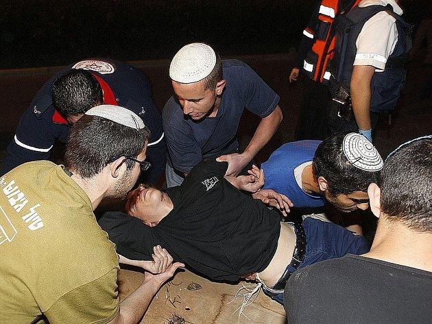 Další vlna násilí v Jeruzalémě