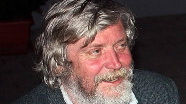 Historik Jiří Rak.