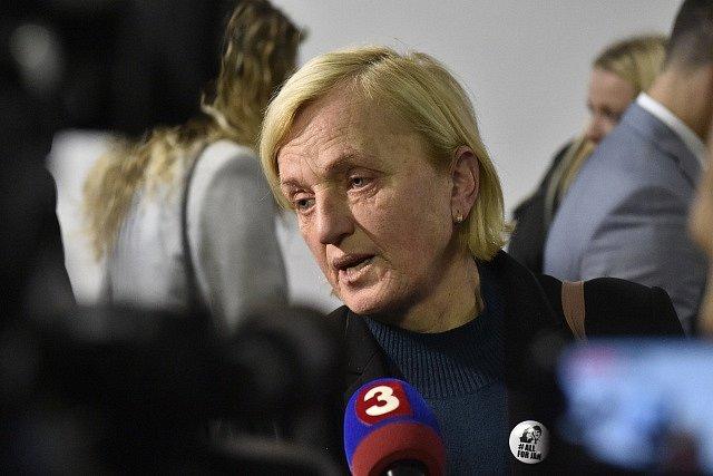 Zlatica Kušnírová, matka zavražděné Martiny