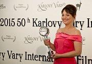 Cenu za nejlepší ženský herecký výkon obdržela Alena Mihulová za hlavní roli ve filmu Domácí péče režiséra Slávka Horáka.