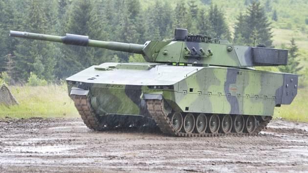 Bojové vozidlo Ascod 42.
