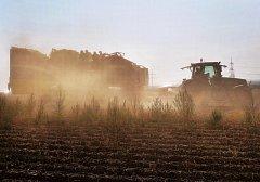 Sucho v Německu ničí zemědělce