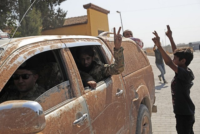 Turecko na podzim zahájilo operaci na severu Sýrie