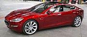 Tesla Model S figuruje v oblibě v Rusku na druhé pozici.