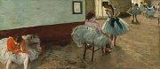 Dílo Edgara Degase