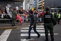 U venezuelského parlamentu vybuchly v úterý tři menší bomby, které nikoho nezranily. Ilustrační foto.