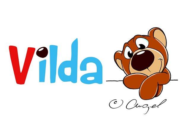 Pojišťovna VZP (PVZP) má nového maskota. Je to medvídek a jmenuje se Vilda.