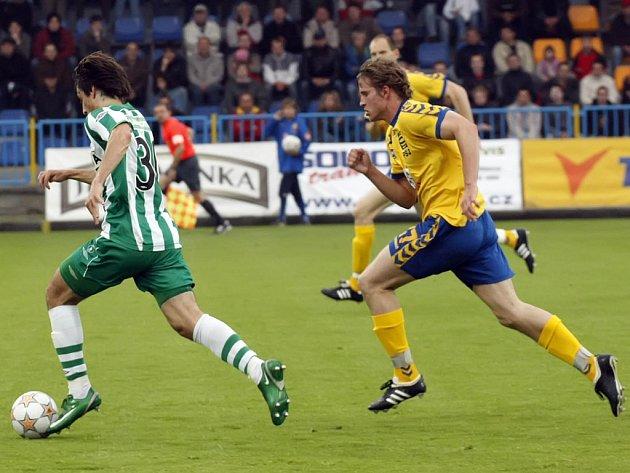 Fotbalisté Bohemiansa 1905 porazili Jihlavu a zajistili si postup do první ligy.