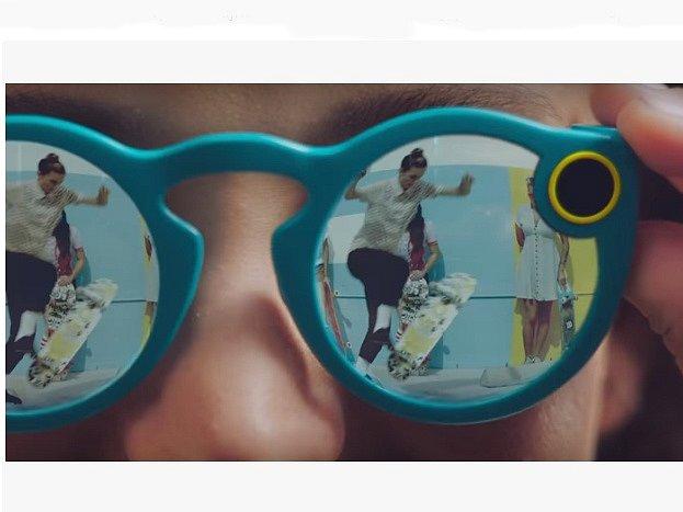Brýle s označením Spectacles
