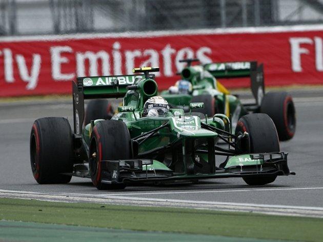 Za Caterham budou v nové sezoně F1 jezdit navrátilec Kamui Kobajaši a nováček Marcus Ericsson.