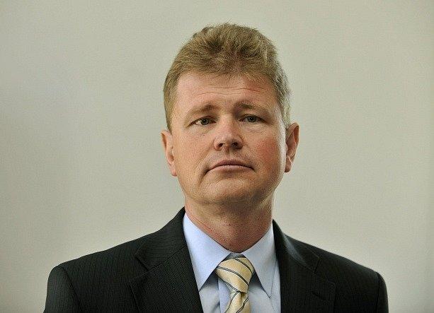 Ivo Ištvan - vrchní státní zástupce v Olomouci.