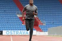 Americký sprinter Christian Coleman (na archivním snímku).