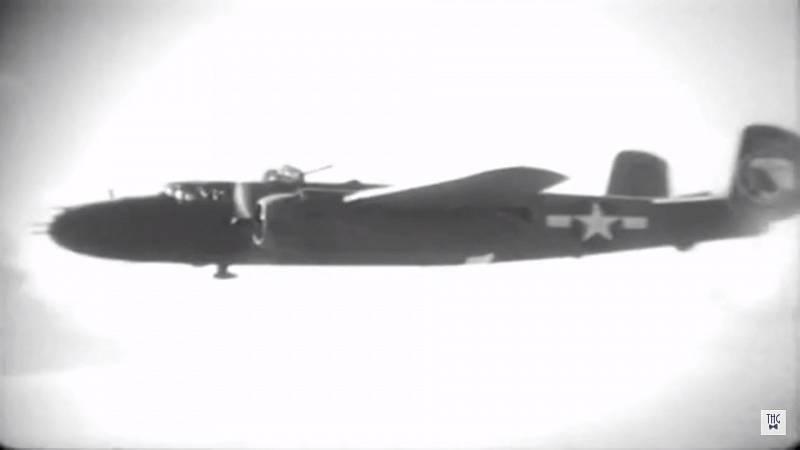 Bombardér B-25 Mitchell