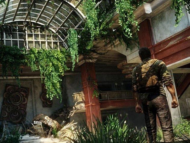 Počítačová hra The Last of Us.