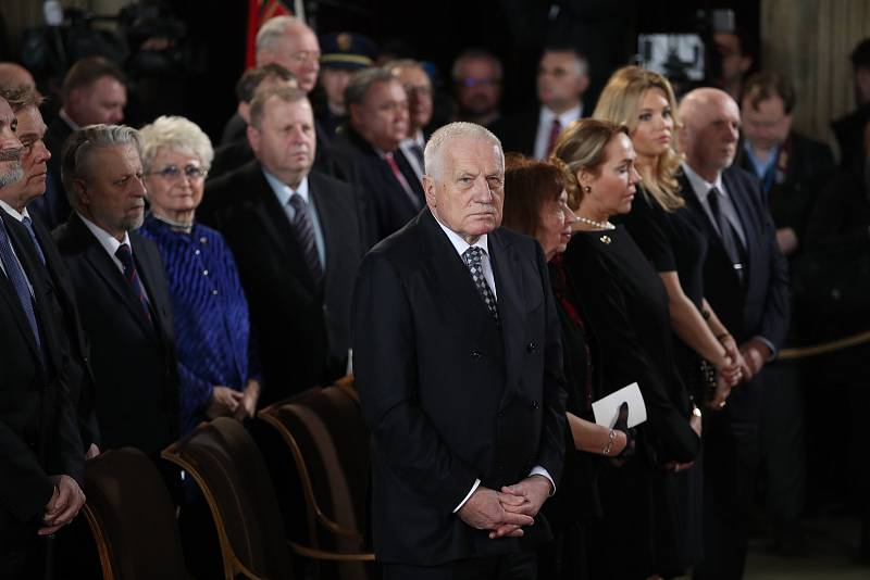 Inaugurace prezidenta Miloše Zemana