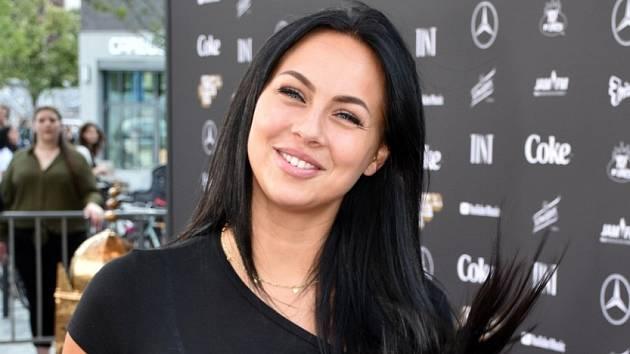 Modelka Kasia Lenhardt
