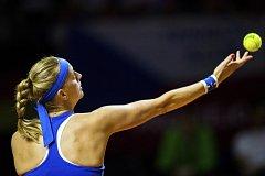 Petra Kvitová porazila Němku Görgesovou