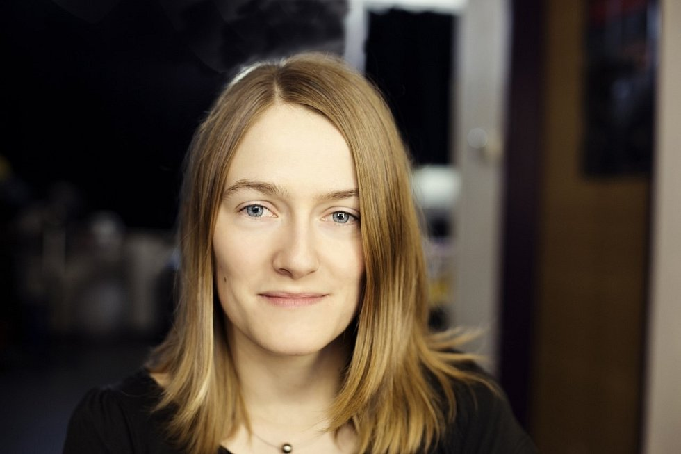Lenka Filípková, koordinátorka programů organizace Člověk vtísni na Blízkém východě.