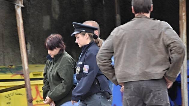 Ve středu 1. září 2010 prováděli policisté na sídlišti v Nejdku na Karlovarsku rekonstrukci pokusu o vraždu. Sedmadvacetiletá matka dala napít své ani ne šestileté dceři jedovatý fridex. Zarážející je, že se žena na svůj čin dlouho připravovala.