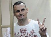 Politický vězeň Oleg Sencov si odpykává trest 20 let v žaláři na Sibiři.