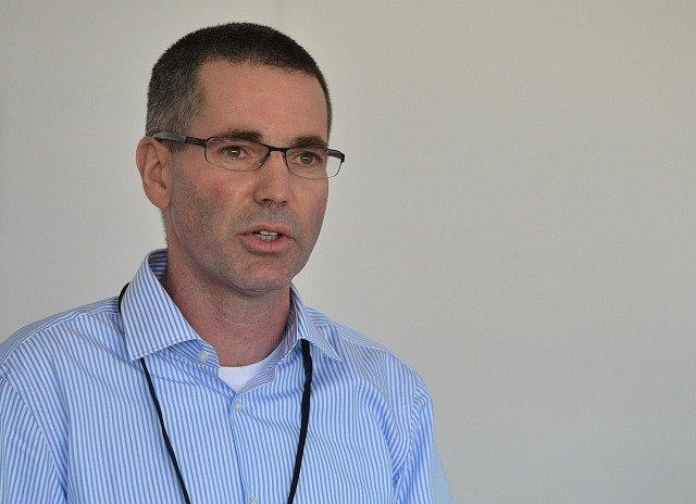 Ředitel Amazonu pro Evropu Tim Collins