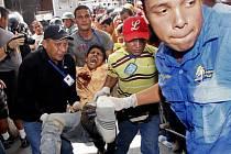 Vzpoura ve venezuelské věznici