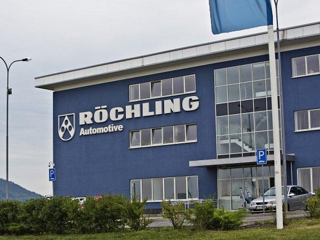 Německá společnost Röchling Automotive, která vyrábí plastové díly pro automobily, hodlá rozšířit svůj závod v Kopřivnici na Novojičínsku.