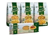 Těstoviny rumunského výrobce Sam Mills