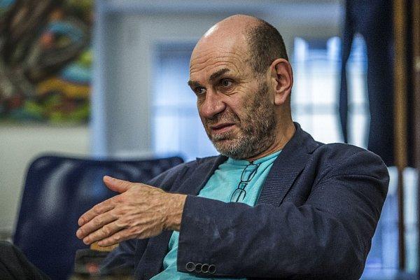 Ředitel soukromé vzdělávací společnosti Scio a zakladatel ScioŠkoly Ondřej Šteffl.