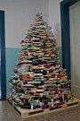 Originální vánoční strom.