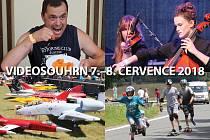 Videosourhn 7.–8. července 2018