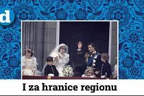 Princezna Diana a princ Charles - svatba