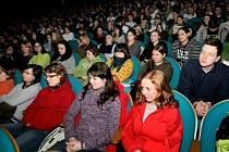 Diváci v kinosálu. Ilustrační foto