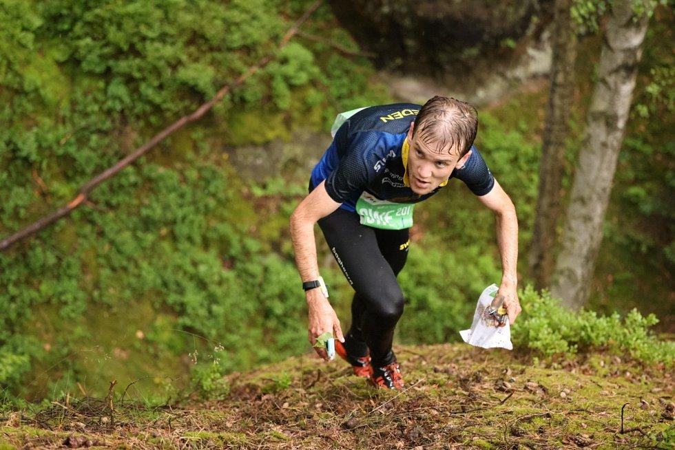 MS v orientačním běhu: Štafety v Heřmánkách a Albin Ridefelt ze Švédska