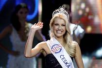 Finále soutěže krásy Česká Miss 2011 proběhlo 19. března v pražském Hudebním divadle Karlín.