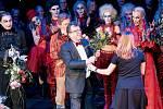 Michael Prostějovský přeložil aupravil texty také pro muzikál Ples upírů, který uvádí GOJA Music Hall.