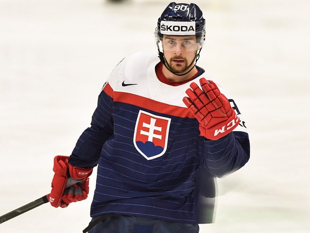 Slovensko vs. Slovinsko: Tomáš Tatar