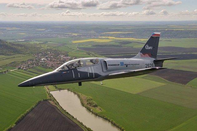 Letoun L-39CW