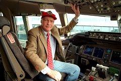 Aerolinky Niki založil v roce 2003 známý šampion Formule 1 Niki Lauda.